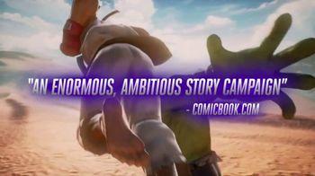 Marvel vs. Capcom: Infinite TV Spot, 'Dark Kingdom Rise'