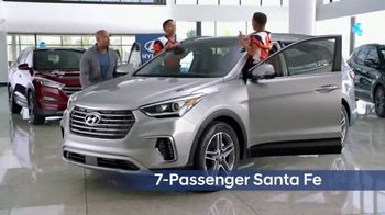 2017 Hyundai Santa Fe Sport TV Spot, 'Life Stages: Urban Adventure'