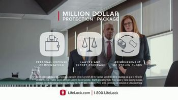 LifeLock TV Spot, 'Dentist + 30 Days Free' - Thumbnail 9