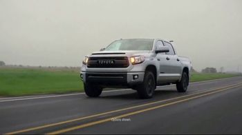 Toyota Tailgate Event TV Spot, 'Pretty Much Anywhere'