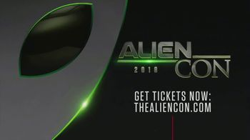 2018 Alien Con TV Spot, 'Unexplained Mysteries' Feat. Giorgio A. Tsoukalos - 20 commercial airings