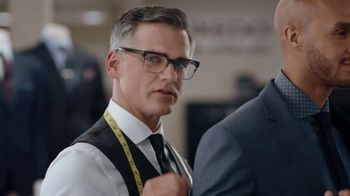 Men's Wearhouse TV Spot, 'The Tailor: Buy One, Get One'