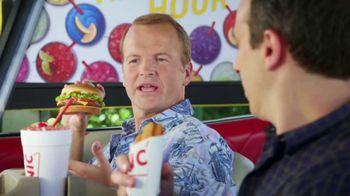 Sonic Drive-In Carhop Classic TV Spot, 'College'