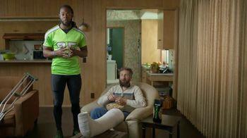 Wonderful Pistachios TV Spot, \'Snackface: Jim\' Featuring Richard Sherman