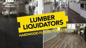 Lumber Liquidators 2017 Fall Floor Trends TV Spot, 'Timeless Look'
