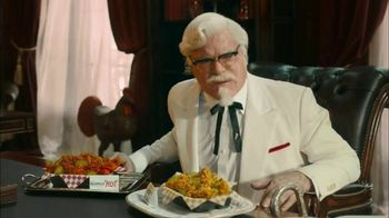 KFC TV Spot, 'Georgia Gold or Nashville Hot?' Featuring Ray Liotta