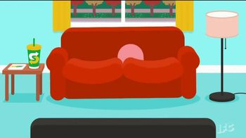 Subway Autumn Carved Turkey TV Spot, 'IFC: Couch'