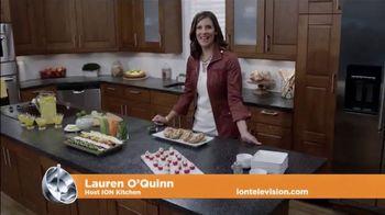 Weight Watchers TV Spot, 'Ion Television: Good Food' Feat. Lauren O'Quinn