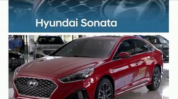 2018 Hyundai Sonata TV Spot, 'Packed With Features'