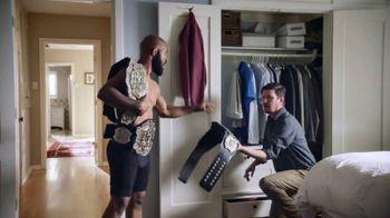 MetroPCS TV Spot, 'UFC Belt' Featuring Demetrious