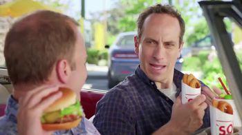 Sonic Drive-In Carhop Classic TV Spot, 'Swan'