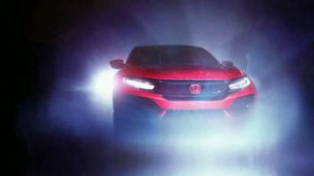 2017 Honda Civic Type R TV Spot, 'Comet'