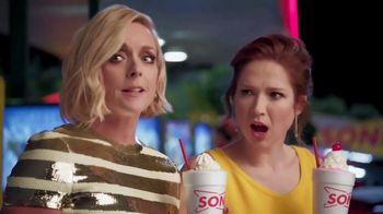 Sonic Nights TV Commercial, 'Big Names' Featuring Ellie Kemper, Jane  Krakowski - Video