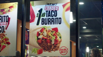 Taco Bell Loaded Taco Burrito TV Spot, 'Get Together' - Thumbnail 7