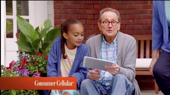 Consumer Cellular TV Spot, \'Whole New World\'
