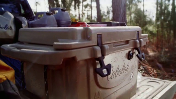 Cabela's TV Spot, 'Every Day Value Products: Polar Cap Equalizer Cooler'