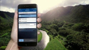 Travelocity TV Spot, 'CBS: The Amazing Race and the Mobile App'