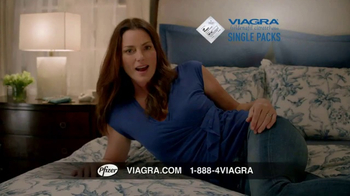 Viagra Single Packs TV Spot, 'When He Needs It' - Thumbnail 10