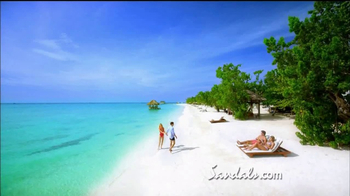 Sandals Resorts TV Spot, 'Our Honeymoon Vows To You'