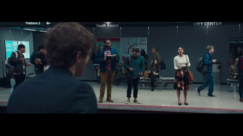 Verizon Unlimited TV Spot, 'All Aboard the Network' Ft. Thomas Middleditch