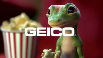 GEICO TV Spot, 'Guardians of the Galaxy Vol. 2: Groot and Gecko Team Up' - Thumbnail 9