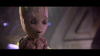 GEICO TV Spot, 'Guardians of the Galaxy Vol. 2: Groot and Gecko Team Up' - Thumbnail 4
