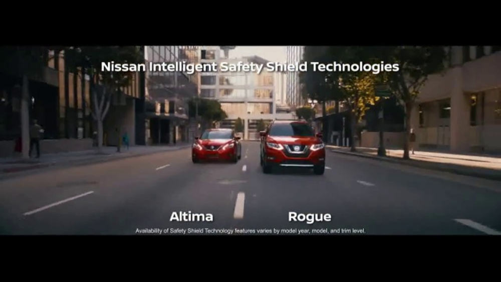 nissan tv commercial midnight edition 2017 rogue sport autos post. Black Bedroom Furniture Sets. Home Design Ideas