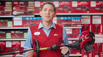 ACE Hardware Outdoor Power Sale TV Spot, 'Help Is Free'