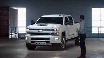2017 Chevrolet Silverado 1500 TV Spot, 'Chevy Bonus Tag: Special Editions'