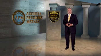 Augusta Precious Metals Home Delivery Gold IRA TV Spot, 'Store Retirement'