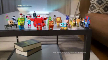 Disney Crossy Road Pixel Collectibles TV Spot, 'Celebrate'