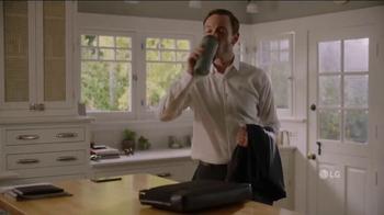 LG Sidekick Washer TV Spot, 'Morning Dance'