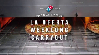 Domino's Weeklong Carryout TV Spot, 'Sin trampas, ni obstáculos' [Spanish]