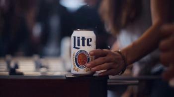 Miller Lite TV Spot, 'Hasta la última jugada' [Spanish]