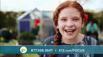 K12 TV Spot, 'Can You See Me?'