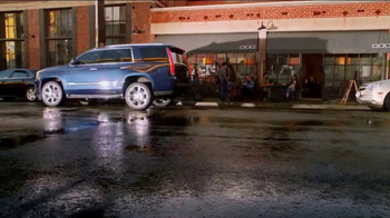 2017 Cadillac Escalade TV Spot, 'Perfect Fit: Financing' - Thumbnail 4