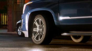 2017 Cadillac Escalade TV Spot, 'Perfect Fit: Financing' - Thumbnail 5