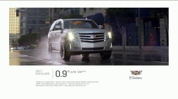 2017 Cadillac Escalade TV Spot, 'Perfect Fit: Financing' - Thumbnail 6