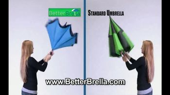 Better Brella TV Spot, 'Keeps You Dry'