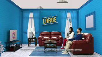 Rent-A-Center TV Spot, 'Live Large in the Living Room' - Thumbnail 4