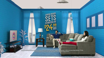 Rent-A-Center TV Spot, 'Live Large in the Living Room' - Thumbnail 8