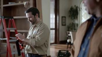 The Hartford TV Spot, 'The Unexpected: Nail Gun Mishap'