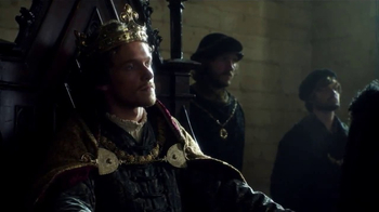 Starz Channel TV Spot, 'The White Princess: Quite the Politician'