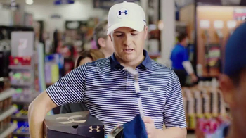 PGA TOUR Superstore TV Spot, 'Line' Featuring Jordan Spieth