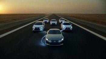 Lexus Hybrid TV Spot, 'Current'