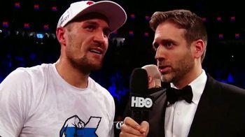 Pay-Per-View TV Spot, 'Ward vs. Kovalev 2: The Rematch'