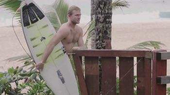 Sponsored by the Sun TV Spot, 'Volcom Pipe Pro' Featuring Dusty Payne