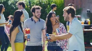 Bud Light Chelada With Clamato TV Spot, 'Amigos' [Spanish]