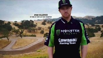 2018 Kawasaki KX 250F TV Spot, \'Seconds\' Ft. Ryan Villopoto, Jeremy McGrath