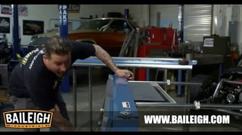 Baileigh Industrial Magnetic Break TV Spot, 'Versatile'